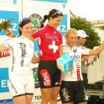 2. Platz für Jessica Schneeberger (bike-import.ch) an der Züri Metzgete