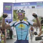 Alberto Contador gewinnt die 1. Edition des Criterium de Cancún de Vive México