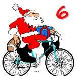Cyclistmas bei Live-Radsport: Adventskalender, 6. Dezember