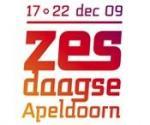Zur Halbzeit Führungswechsel bei den Zesdaagse Apeldoorn: Bartko/van Bon/Ligthart profitieren von Bonusrunde