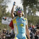 Alberto Contador gewinnt Königsetappe der Algarve-Rundfahrt und trägt wieder Gelb