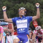 Oscar Freire legt auf 3. Etappe der Vuelta a Andalucia nach