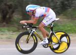 Frantisek Rabon wiederholt Glanzleistung im Zeitfahren der Vuelta a Murcia