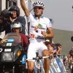 Tagessieger Valverde (Foto: www.lavuelta.com)