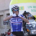Solo zum ersten Profi-Sieg: David Malacarne gewinnt 5. Etappe der Katalonien-Rundfahrt