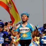 Sergio Paulinho kann sich freuen (Fotoquelle: http://www.lavuelta.com)