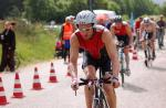 Zweiter Steinberger See Triathlon 2009 (Quelle: Roland Hindl)