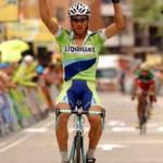 Luca Paolini lässt sich feiern (Fotoquelle: http://www.lavuelta.com)