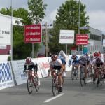 Zielsprint der Berner Rundfahrt (Foto: bike-import.ch)