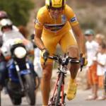 Valverde überrascht auf ungewohntem Terrain(Fotoquelle: http://www.lavuelta.com)