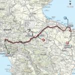 Tirreno-Adriatico in 230 Kilometern: Sprinter gegen Ausreißer
