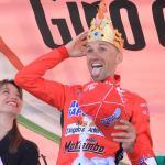 Garzelli gewinnt Bergzeitfahren am Kronplatz vor Evans, Arroyo bleibt vor Basso