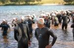 Schwimmeinstieg (Quelle: Roland Hindl)