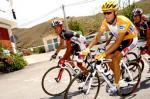 Alejandro Valverde verteidigt Leaderstellung (Photo: Veranstalter)