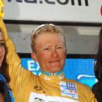 Vinokourov steht 150 Kilometer vor seinem ersten Sieg bei der Vuelta (Fotoquelle: http://www.lavuelta.com)