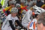 Vorfreude auf den Start der 2. Etappe (Foto: bike-import.ch)