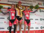 Kittel erneut U23-Zeitfahrmeister. Koch und Weicht mit starken Leistungen (© LiVE-Radsport.com)