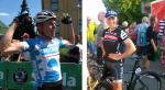 Die Sieger der deutschen Meisterschaft in Sangerhausen: Christian Knees und Charlotte Becker (© LiVE-Radsport.com)