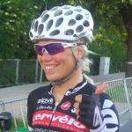 Alles ist super gelaufen für Charlotte Becker, die deutsche Meisterin 2010 (© LiVE-Radsport.com)