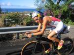 Natadscha Badmann bei einem der letzten Training auf Hawaii