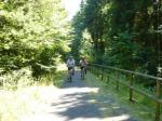 Unterwegs auf dem Maar-Mosel-Radweg