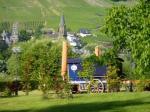 Teilansicht Park Hotel Weisser Bär in Mülheim