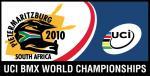 Medaillenspiegel BMX-Weltmeisterschaft 2010