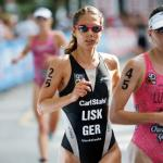 Ricarda Lisk beim Laufen (Foto: privat)