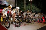 Vuelta a España: HTC-Columbia gewinnt Mannschaftszeitfahren, Cavendish erster Führender