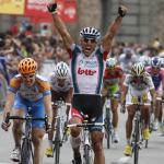 Gilbert zeigt WM-Form auf längster Etappe der Vuelta a España, Nibali gewinnt wertvolle Sekunden