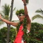 Chris McCormack gewinnt Ironman Hawaii 2010 nach packendem Duell mit Andreas Raelert (Foto: Ironman Hawaii)