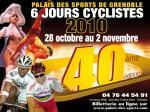 Alles offen zur Halbzeit der Sixdays Grenoble: Nach 3. Nacht sechs Mannschaften in der Nullrunde