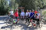 Die Supertruppe am Col d´Honor