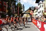 Erstmals führte 2010 die Radstrecke durch die Innenstadt (Copyright: Walter Rief)