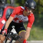 Andreas Klöden wie vor zwei Jahren Schnellster im Zeitfahren des Giro del Trentino