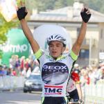 Duarte gewinnt erste Bergankunft beim Giro del Trentino - Schweizer Morabito ganz vorne dabei
