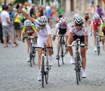 Hana Tour - Pascale Schnider gewinnt den Zielsprint der ersten Etappe