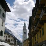 Flaniermeile von Cortina