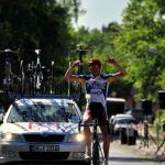 Heinrich Berger gewinnt den Landesmeistertitel der Nordverbände