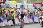 Jelle Vanendert kann auf der 14. Etappe der Tour de France seinen ersten Profi-Sieg bejubeln (Foto: www.letour.fr)