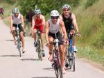 Radfahrergruppe (Foto: Roland Hindl)