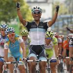 Bennati konkurrenzlos im Sprint auf vorletzer Etappe der Vuelta