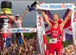 Bekannte Gesichter: Craig Alexander und Chrissie Wellington gewinnen beim Ironman Hawaii 2011 (Fotos: ironman.com)