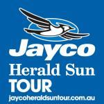 Jayco Herald Sun Tour beginnt mit Auslese durch großen Vorsprung der Ausreißer um Tagessieger Pollock