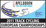 Medaillenspiegel Bahn-Europameisterschaft 2011 in Apeldoorn