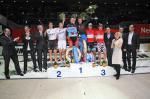 Die Gesamtsiegerehrung der Sixdays Bremen 2012 (Foto: Michael Heckel)