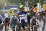 Tour de Langkawi: Guardinis dritter Sieg nur fast von Ausreißern verhindert