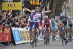 Gianni Meersman gewinnt in Rodez die 4. Etappe von Paris-Nizza (Foto: letour.fr)