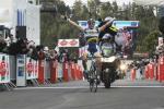 Lieuwe Westra gewinnt die 5. Etappe von Paris-Nizza mit Ziel an der Montée Laurent Jalabert (Foto: letour.fr)