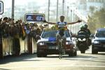 Thomas De Gendt gewinnt als Solist mit riesigem Vorsprung die 7. Etappe von Paris-Nizza (Foto: letour.fr)